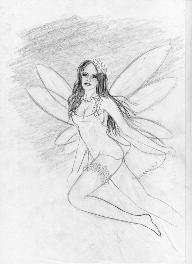 Zeichnungen Galerie Skizzen