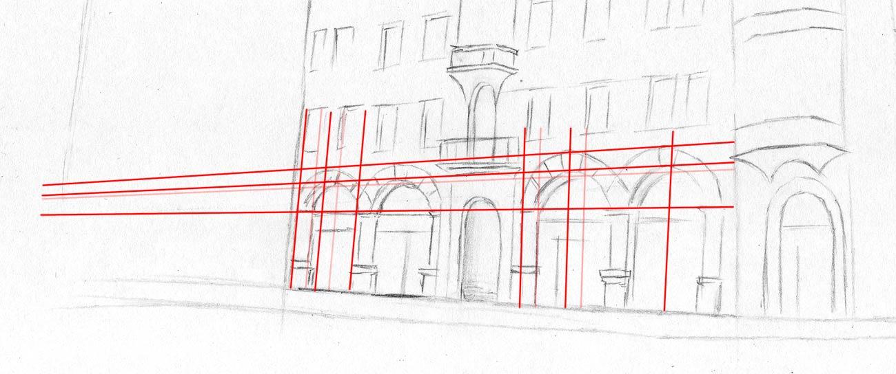 Architektur Skizzen Zeichnen Die Schoensten Einrichtungsideen